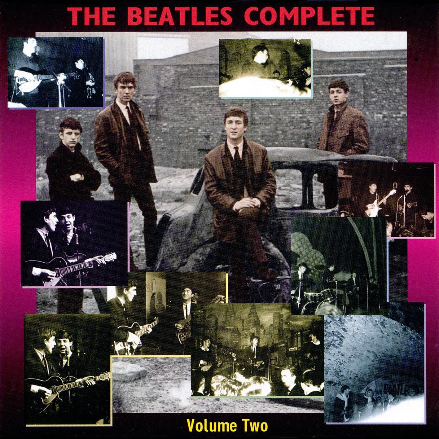 Beatles - The Beatles Complete Vol 2