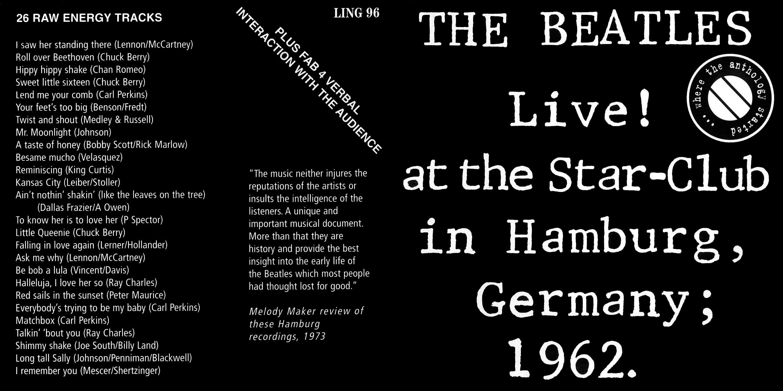 live at the star club in hamburg germany 1962
